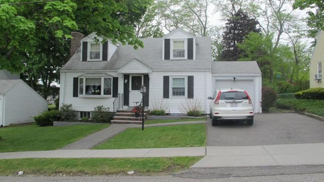 47 Puritan Rd, Watertown, MA 02472 (MLS #72329538) :: Vanguard Realty