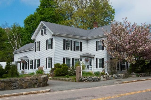 884 Washington St, Canton, MA 02021 (MLS #72329601) :: ALANTE Real Estate