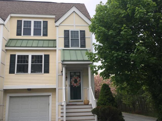 35 Collins Street #44, Danvers, MA 01923 (MLS #72329859) :: Exit Realty