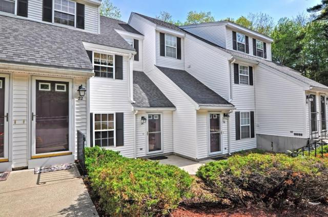 24 Gates Crossing #24, Leominster, MA 01453 (MLS #72329918) :: The Home Negotiators