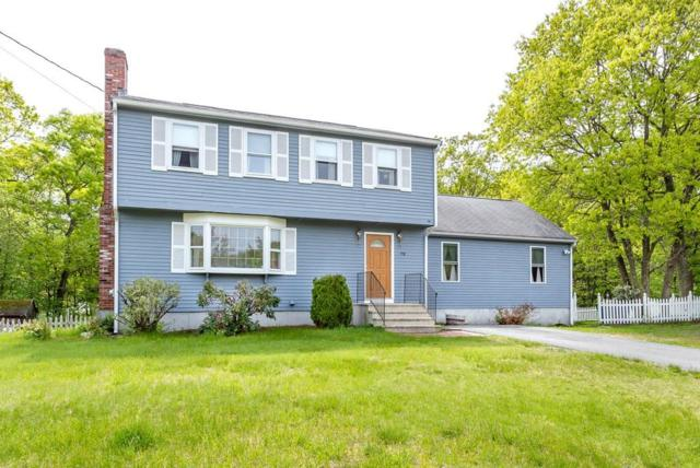 112 Highland Ave, Mansfield, MA 02048 (MLS #72330046) :: ALANTE Real Estate