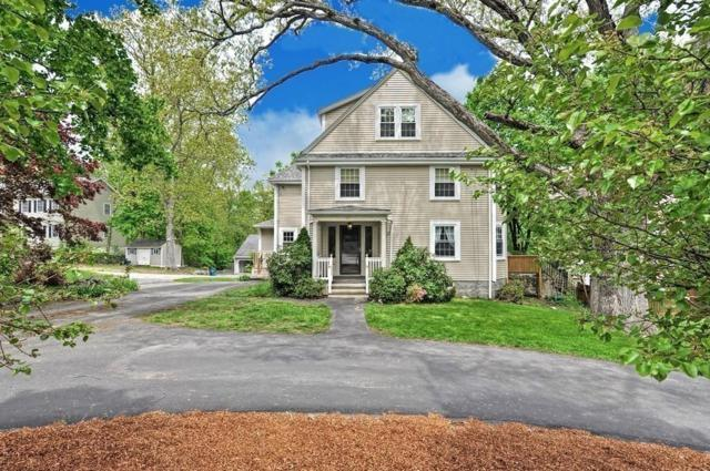 99 High Street, Canton, MA 02021 (MLS #72330094) :: ALANTE Real Estate