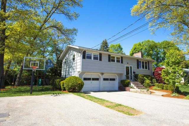 25 Arnold St, Needham, MA 02494 (MLS #72330238) :: The Gillach Group