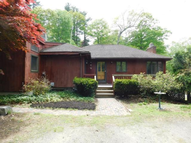 1 Howe Ln, Northborough, MA 01532 (MLS #72330343) :: Hergenrother Realty Group