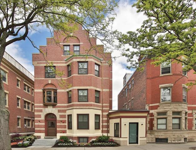 373 Harvard St #1, Brookline, MA 02446 (MLS #72330408) :: Goodrich Residential