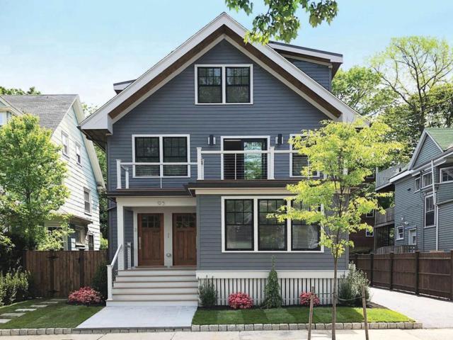 95 Stedman St #1, Brookline, MA 02446 (MLS #72330423) :: Vanguard Realty