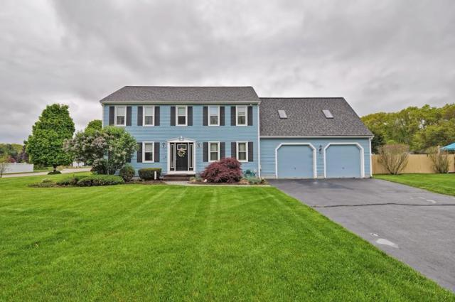 1 Robsan Place, Norton, MA 02766 (MLS #72330462) :: ALANTE Real Estate