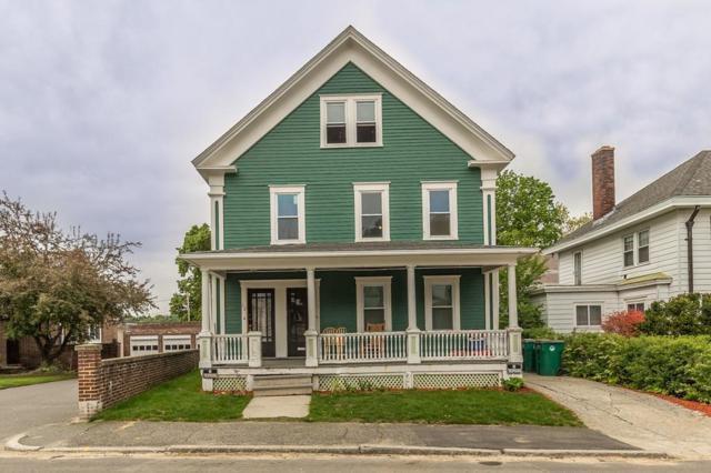 10-12 Atlantic Avenue, Fitchburg, MA 01420 (MLS #72330469) :: The Home Negotiators