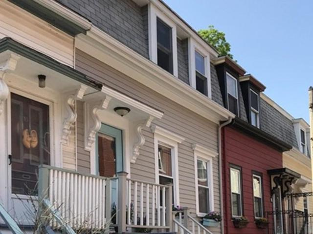 12 Tabor Pl #12, Brookline, MA 02445 (MLS #72330483) :: The Gillach Group