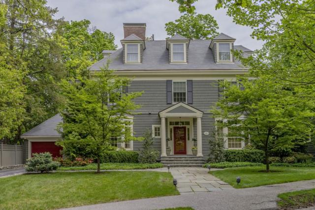 8 Birch Hill Rd, Newton, MA 02465 (MLS #72330529) :: Vanguard Realty