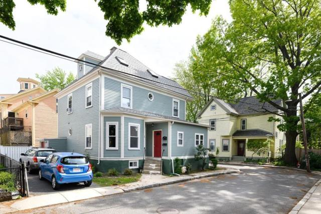4 Saginaw Ave, Cambridge, MA 02140 (MLS #72330547) :: The Gillach Group