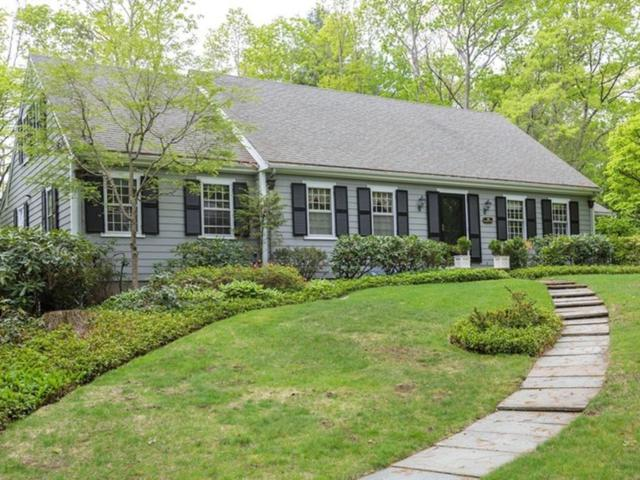 120 Hampshire Rd, Wellesley, MA 02481 (MLS #72330559) :: The Gillach Group