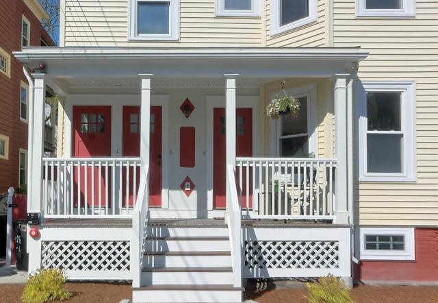 17 Speridakis Ter #1, Cambridge, MA 02139 (MLS #72330572) :: Goodrich Residential