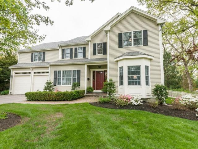 66 Taylor Street, Needham, MA 02494 (MLS #72330739) :: The Gillach Group