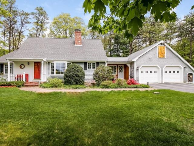 11 W Vaughan St, Lakeville, MA 02347 (MLS #72331149) :: ALANTE Real Estate