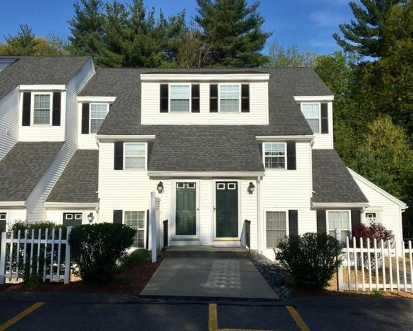125 Berrington Road #125, Leominster, MA 01453 (MLS #72331158) :: The Home Negotiators