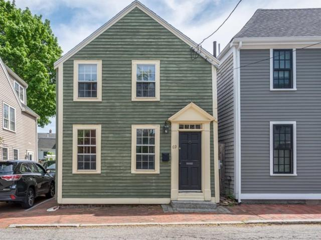69 Middle Street, Newburyport, MA 01950 (MLS #72331166) :: Welchman Real Estate Group | Keller Williams Luxury International Division