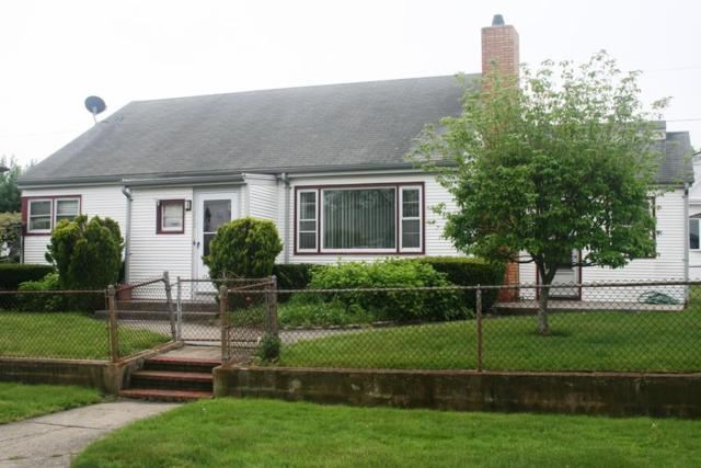 262 Park Ave, New Bedford, MA 02745 (MLS #72331377) :: ALANTE Real Estate