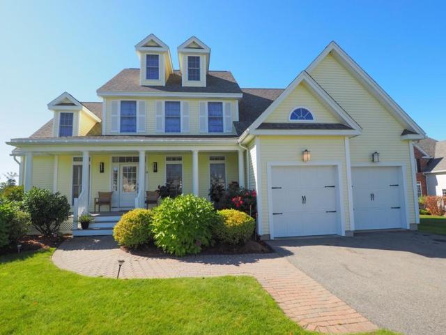 8 Valley View Way, Methuen, MA 01844 (MLS #72331445) :: Goodrich Residential