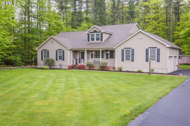 17 Buck Knoll Rd, Raynham, MA 02767 (MLS #72331641) :: ALANTE Real Estate