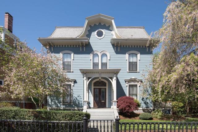 307 Harvard Street, Cambridge, MA 02139 (MLS #72331701) :: Goodrich Residential