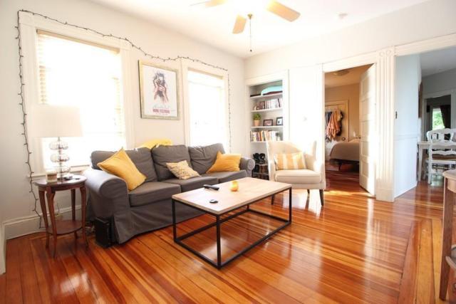 239 Allston St #3, Cambridge, MA 02139 (MLS #72331710) :: Goodrich Residential