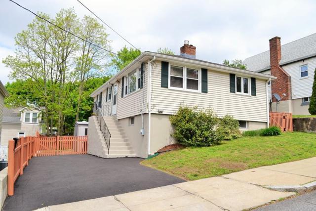 191 Stimson St, Boston, MA 02132 (MLS #72331809) :: ALANTE Real Estate