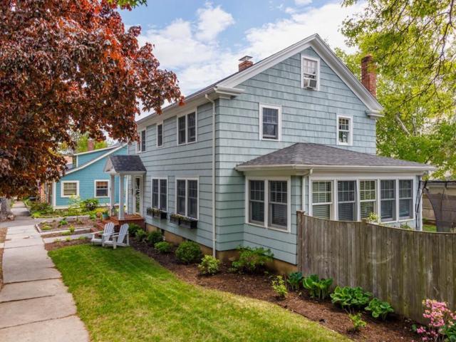 33 Lafayette Street, Newburyport, MA 01950 (MLS #72331902) :: ALANTE Real Estate