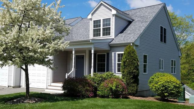 106 Summer Road #106, Boxborough, MA 01719 (MLS #72331921) :: The Home Negotiators