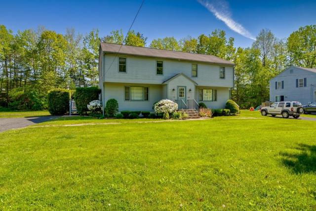 130 Ridge Road #130, Northborough, MA 01532 (MLS #72332085) :: Hergenrother Realty Group