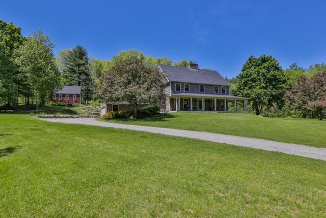 154 E Bare Hill, Harvard, MA 01451 (MLS #72332116) :: The Home Negotiators