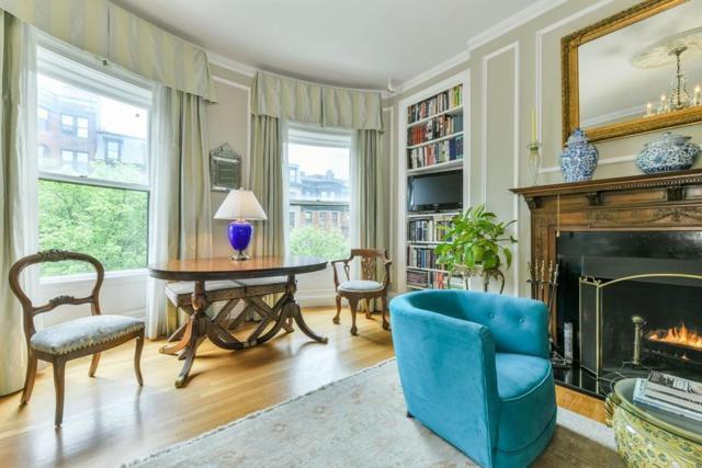 246 Beacon 3A, Boston, MA 02116 (MLS #72332172) :: ALANTE Real Estate
