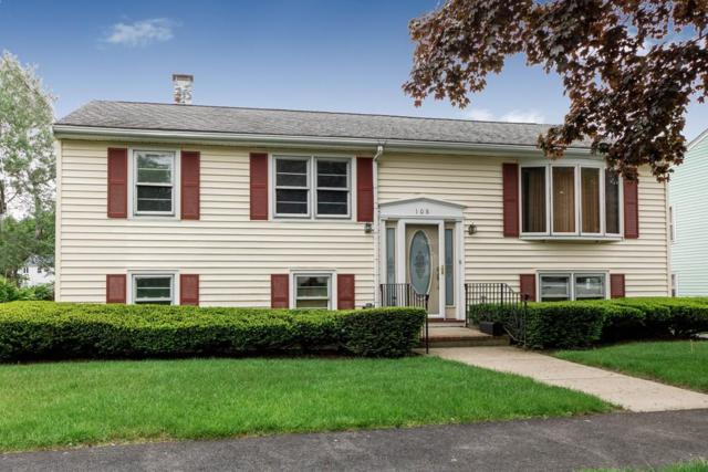 108 Woodley Ave, Boston, MA 02132 (MLS #72332211) :: ALANTE Real Estate