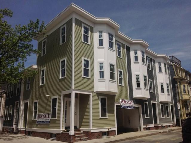 2 Franklin Street #3, Boston, MA 02129 (MLS #72332223) :: Charlesgate Realty Group