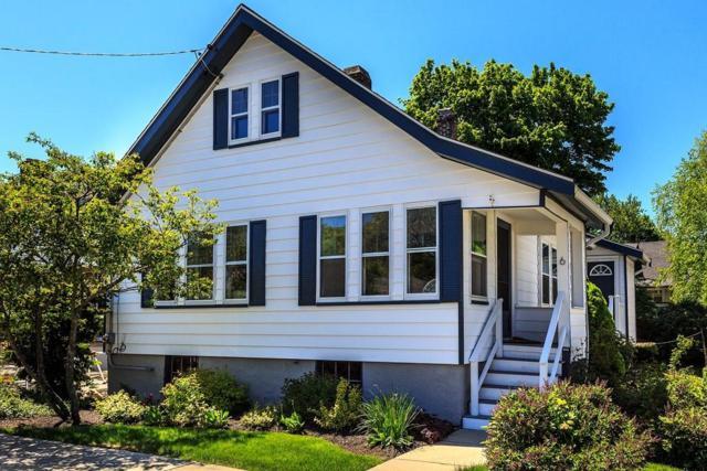 6 Albright Street, Boston, MA 02132 (MLS #72332285) :: ALANTE Real Estate