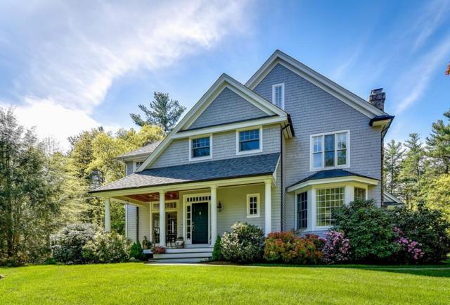 5 Cedar Hill Road, Dover, MA 02030 (MLS #72332290) :: The Home Negotiators