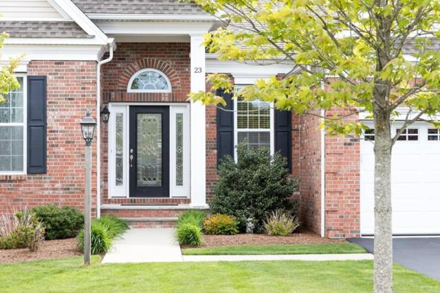 23 Apple Barrel, Plymouth, MA 02360 (MLS #72332377) :: ALANTE Real Estate