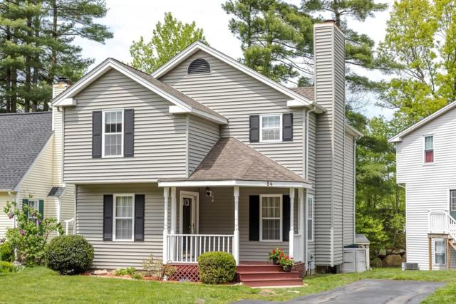 54 Bowstring Way #54, Marlborough, MA 01752 (MLS #72332381) :: Hergenrother Realty Group