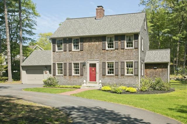 160 Pine Street, Norwell, MA 02061 (MLS #72332505) :: ALANTE Real Estate
