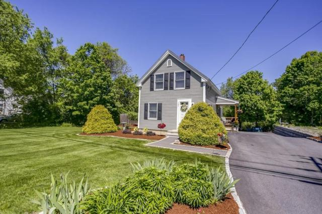 127 W Main St, Ayer, MA 01432 (MLS #72332537) :: ALANTE Real Estate