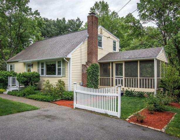 24 Warren Street, Westborough, MA 01581 (MLS #72332726) :: Hergenrother Realty Group