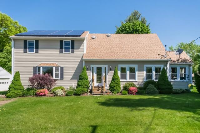 150 Southwick St, Agawam, MA 01030 (MLS #72333185) :: Hergenrother Realty Group