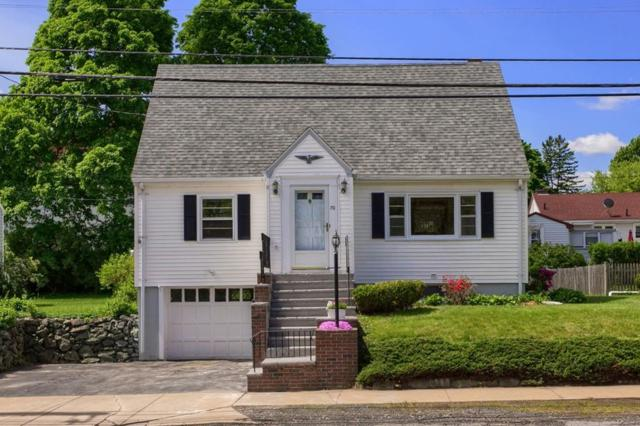 70 Andover Street, Peabody, MA 01960 (MLS #72333191) :: Exit Realty