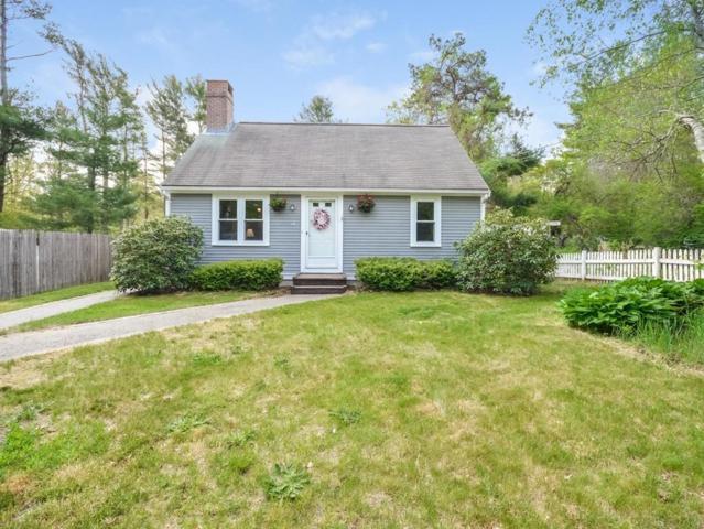 12 Briggs Ave, Plymouth, MA 02360 (MLS #72333276) :: ALANTE Real Estate