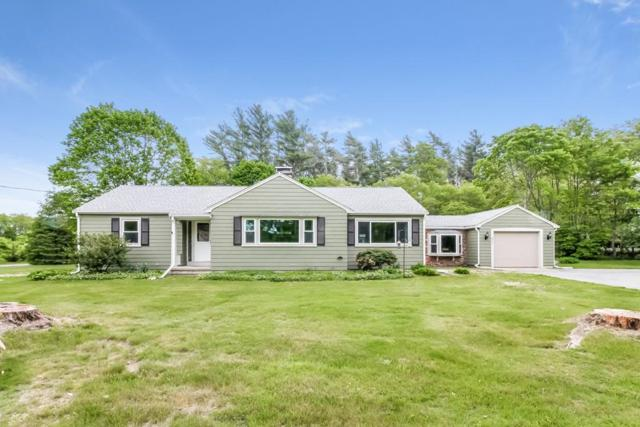 406 Snipatuit Road, Rochester, MA 02770 (MLS #72333390) :: ALANTE Real Estate