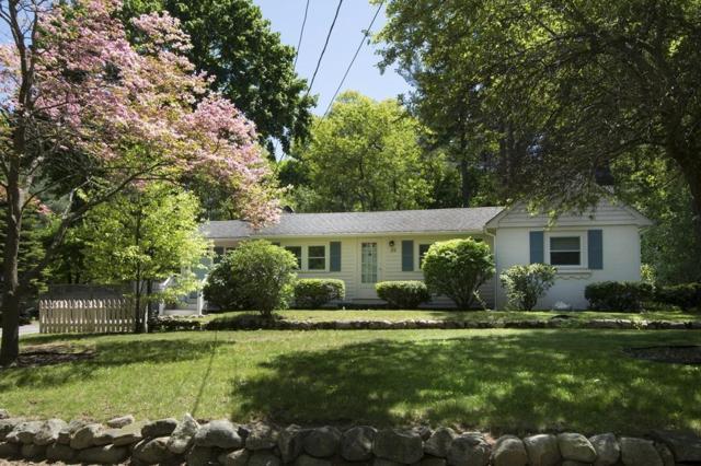 29 Oak St., Norwell, MA 02061 (MLS #72333504) :: ALANTE Real Estate