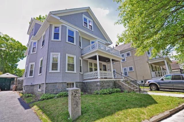 162 Brush Hill Rd #2, Milton, MA 02186 (MLS #72333591) :: ALANTE Real Estate