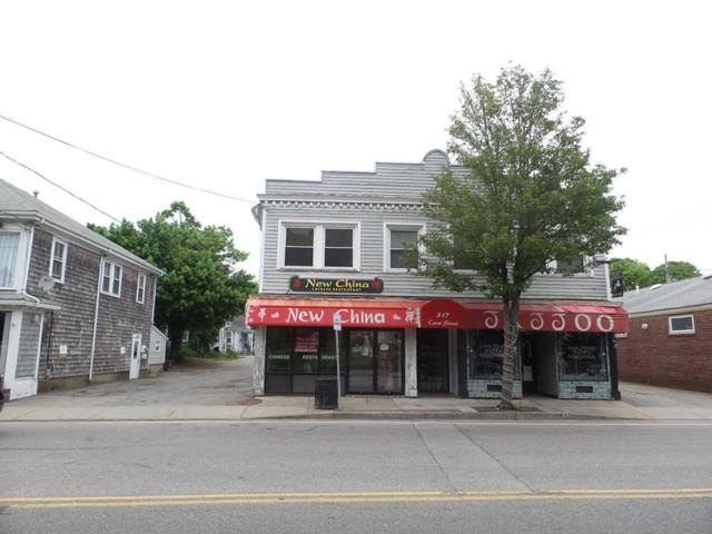 317 Court St, Plymouth, MA 02360 (MLS #72333610) :: ALANTE Real Estate