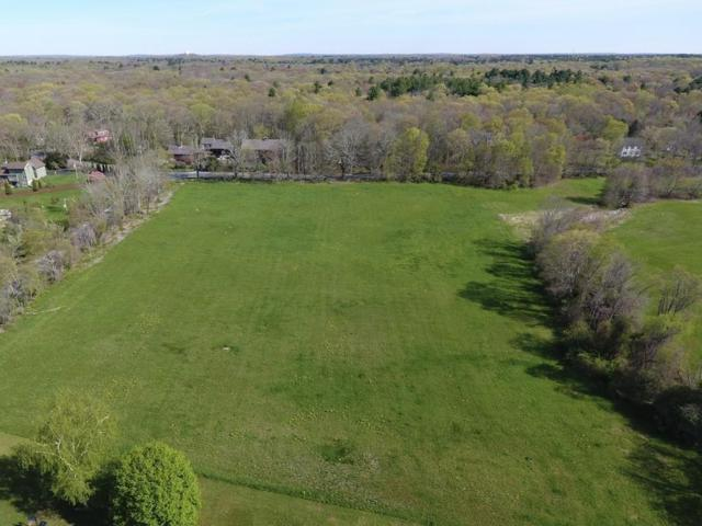 Lot 3- 242 Perryville Rd, Rehoboth, MA 02769 (MLS #72333623) :: Lauren Holleran & Team