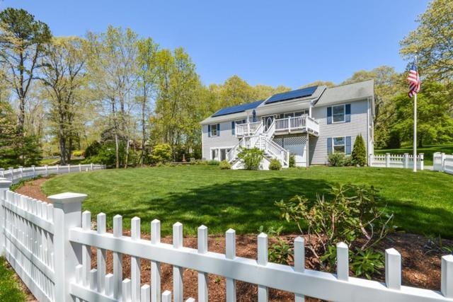927 State Road, Plymouth, MA 02360 (MLS #72333624) :: ALANTE Real Estate